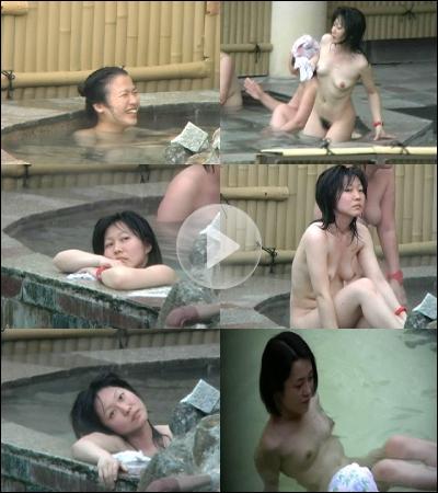 絶景露天風呂の絶景美女 創世記 Vol27