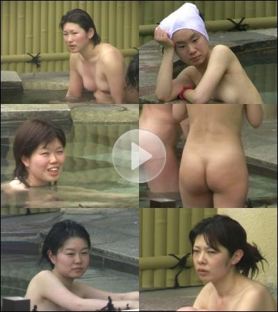 絶景露天風呂の絶景美女 創世記 HD版 Vol06