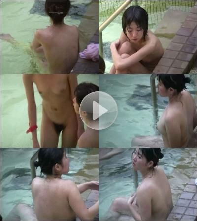 絶景露天風呂の絶景美女 創世記 Best HD版 Vol01