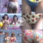 美少女を探せ!!真夏のビキニハーレム Vol23