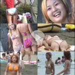 美少女を探せ!!真夏のビキニハーレム Vol.24