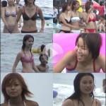 美少女を探せ!!真夏のビキニハーレムVol.32