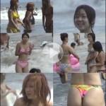 美少女を探せ!!真夏のビキニハーレムVol37