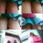 制服美少女専門!TRYKさんの密着!ストーキングPチラ File03