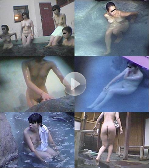 秘湯露天女湯盗撮01