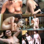 裸体全開露天風呂盗撮05